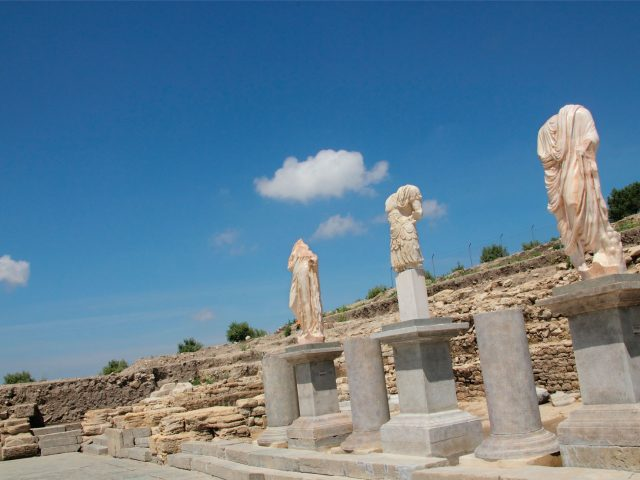 Parque Arqueológico de Torreparedones