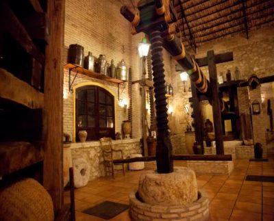 """Museo del Aceite """"Molino Viejo"""""""