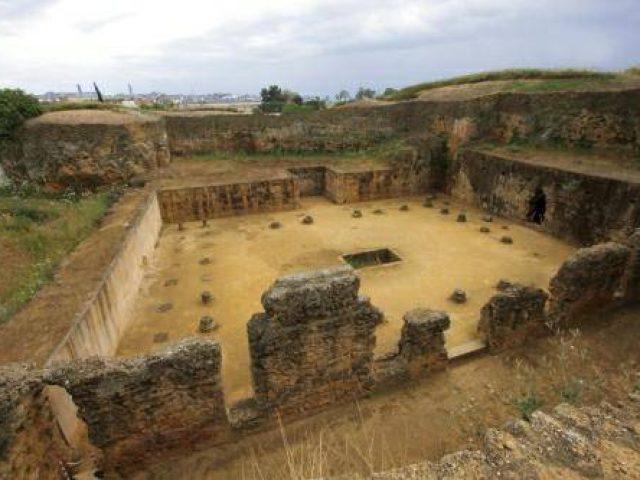 Necropolis romana