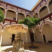 Palacio de los Marqueses de Benamejí- Museo Histórico Municipal