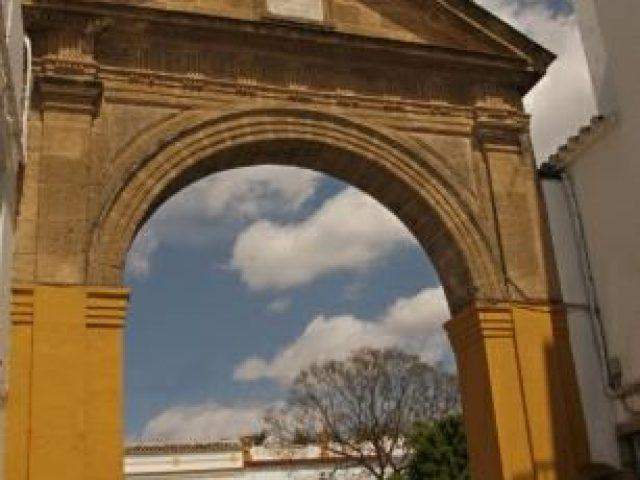 Arco de la Pastora arch