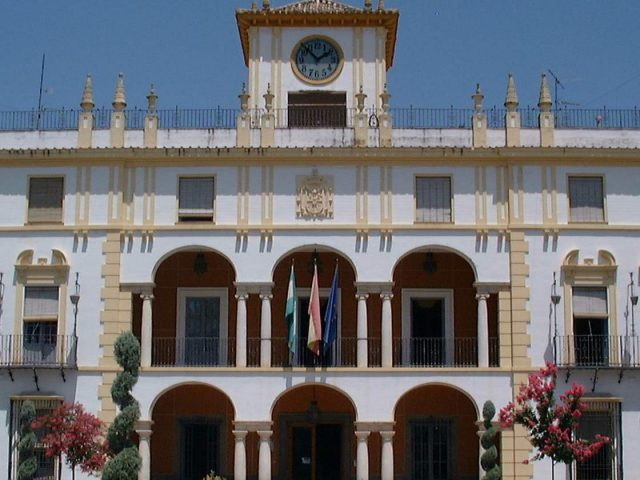 Ayuntamiento (Town hall)