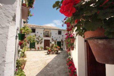 Barrio de la Villa y Balcón del Adarve