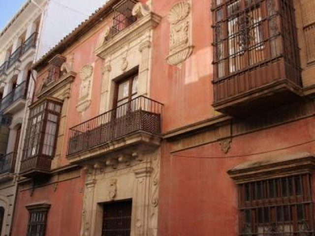Dukes of Medinaceli palace-house