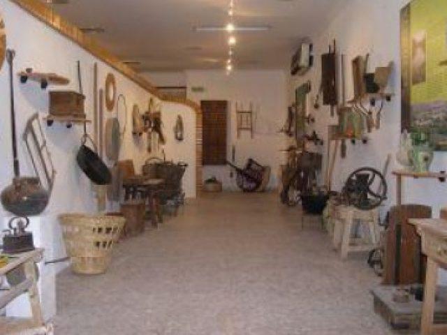 Colección Etnográfica José Díaz Arroyo