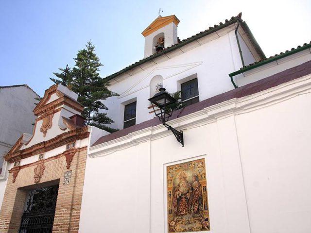 Convento de las Hermanas de la Cruz (Convento de Capuchinos)