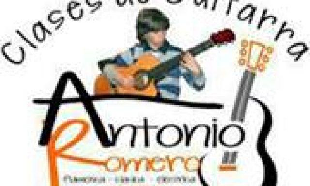 Escuela de guitarra Antonio Romero