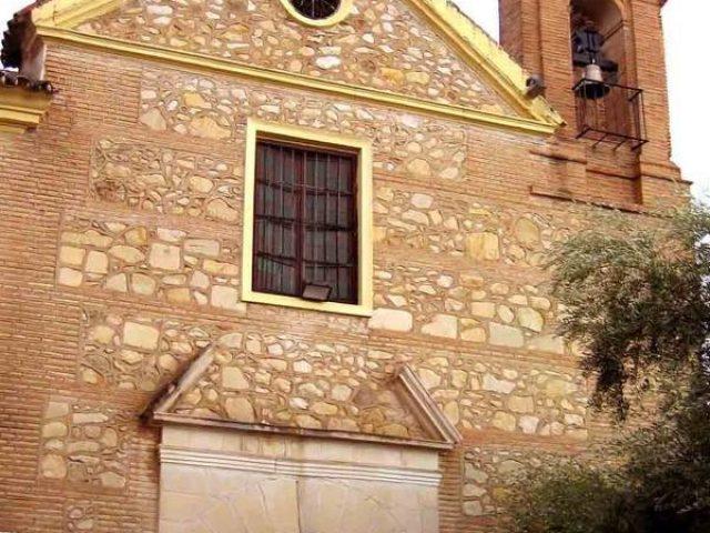 Iglesia del Valle. Parroquia de la Sagrada Familia
