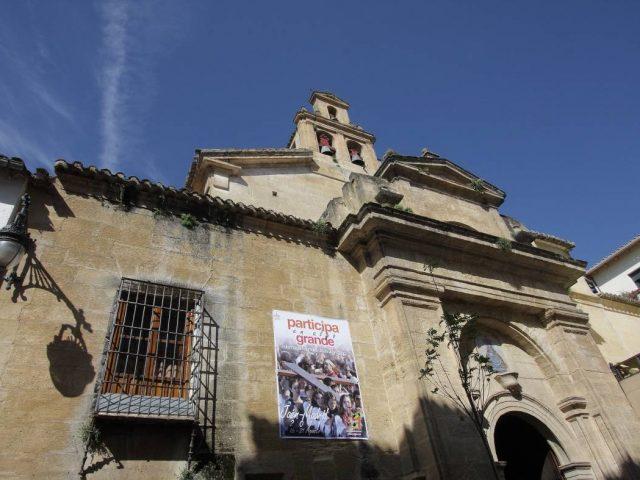 Iglesia de Las Angustias