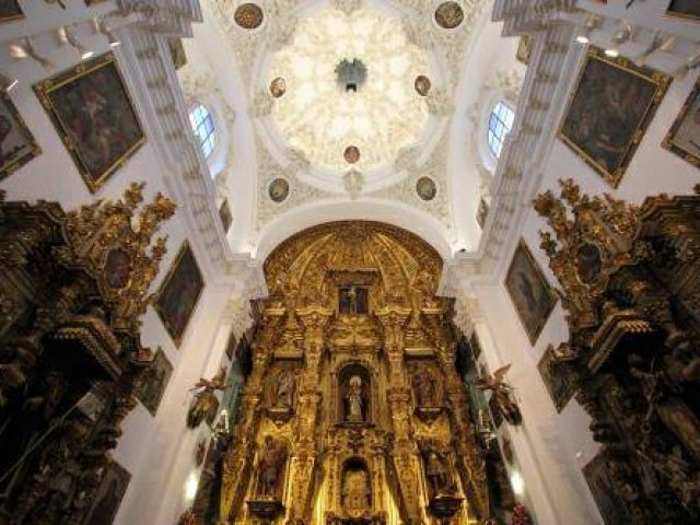 Iglesia de San Juan Bautista y Hospital de San Juan de Dios