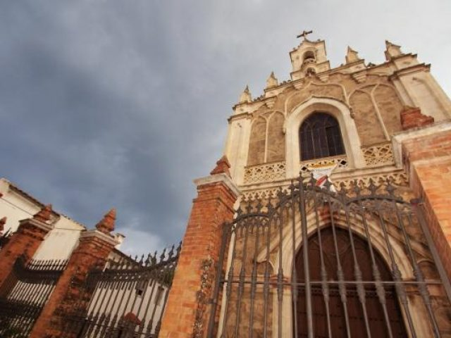 Nuestra Señora del Carmen parish church