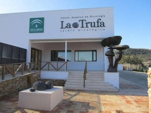 Jardín Micológico y Centro Andaluz de Micología 'La Trufa'