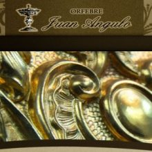 Orfebre Juan Angulo
