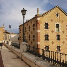 Fabrique de farines et d'électricité «La Alianza»