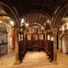 Insigne Iglesia Colegial – Museo de Arte Sacro