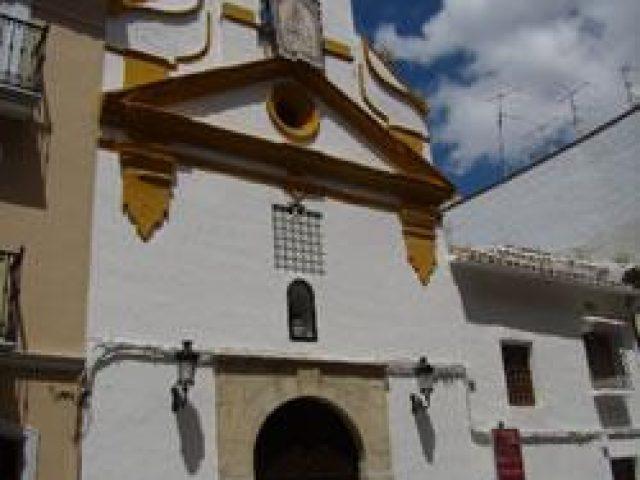 Ermita de María Santísima de la Aurora de Lucena
