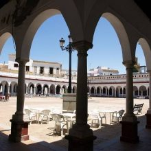 Plaza de Abastos (les Halles)