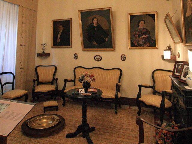 Adolfo Lozano and Sidro palace-museum and Modern Spanish Landscape Art museum