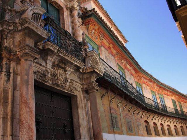 Palacio de los Marqueses de Peñaflor