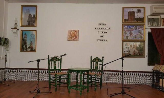 Peña Cultural Flamenca Curro de Utrera