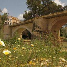 Puente de Piedra sobre el río Genil