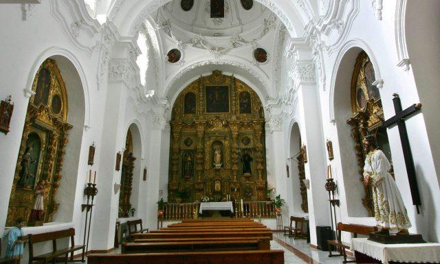 Iglesia-hospital de San Juan de Dios