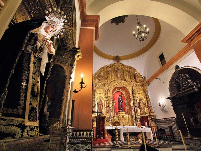 Capilla de San Bartolomé