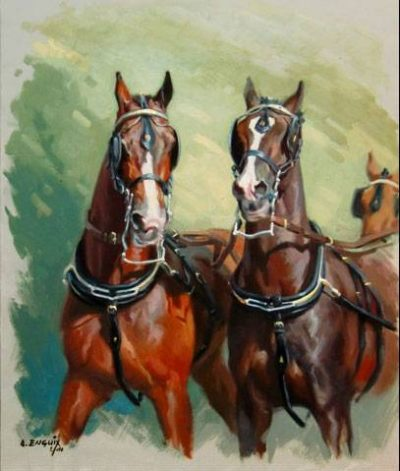Spanish Equestrian Travels